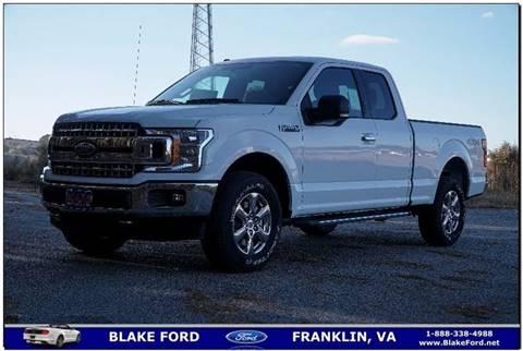 Ford Dealership Franklin >> Blake Ford Used Cars Franklin Va Dealer