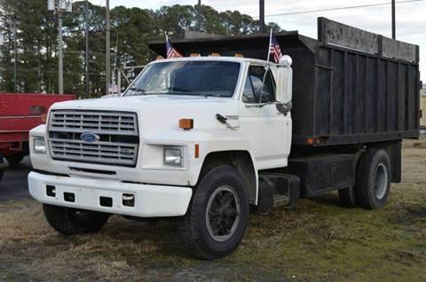 1991 Ford F-700 for sale in Franklin, VA