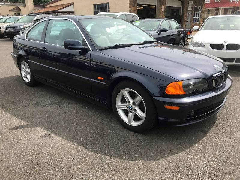 2002 Bmw 3 Series 325Ci 2dr Coupe In Ambler PA  Zaccone Motor Inc