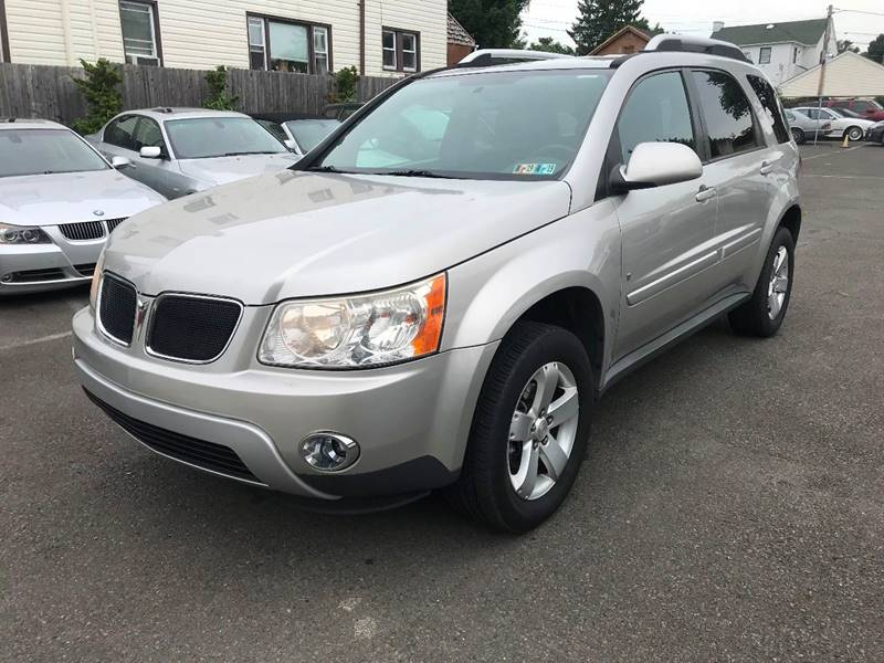 2008 Pontiac Torrent for sale at Zaccone Motor Inc in Ambler PA