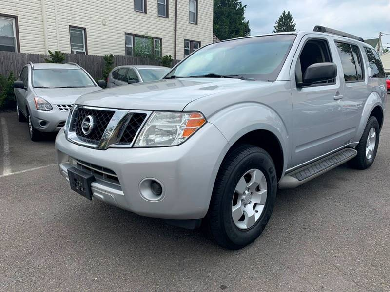 2010 Nissan Pathfinder for sale at Zaccone Motor Inc in Ambler PA
