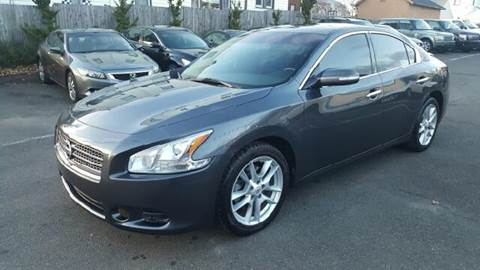 2011 Nissan Maxima for sale at Zaccone Motor Inc in Ambler PA