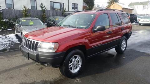 2003 Jeep Grand Cherokee for sale at Zaccone Motor Inc in Ambler PA