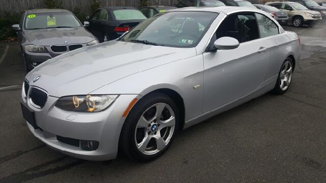 2009 BMW 3 Series for sale at Zaccone Motor Inc in Ambler PA