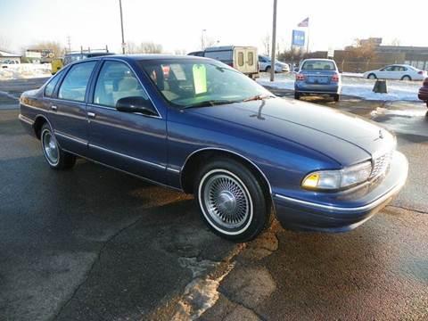 1996 chevrolet caprice for sale carsforsale com rh carsforsale com 1996 chevy caprice owners manual