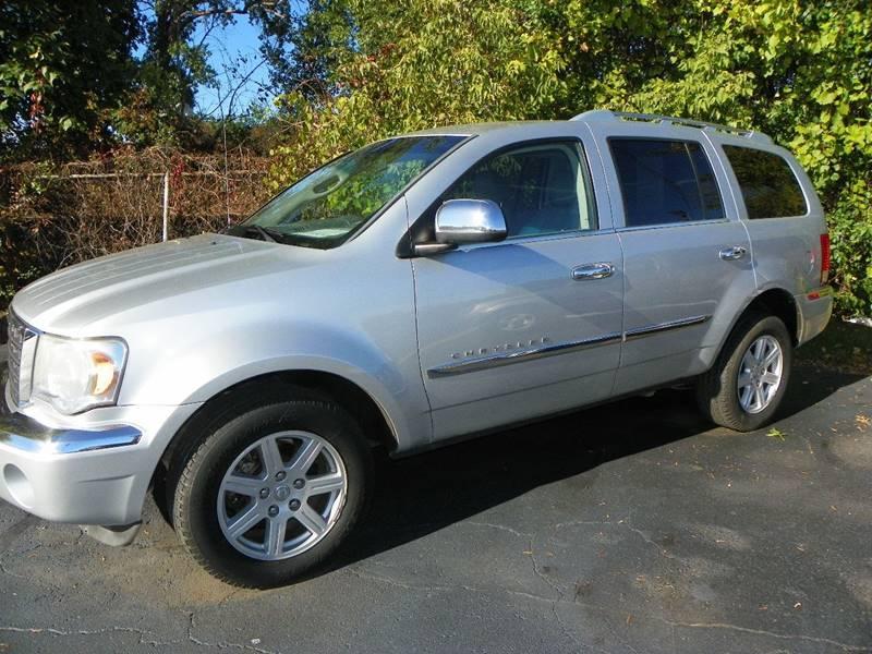 2007 Chrysler Aspen 4x4 Limited 4dr Suv In Jackson Mi Auto