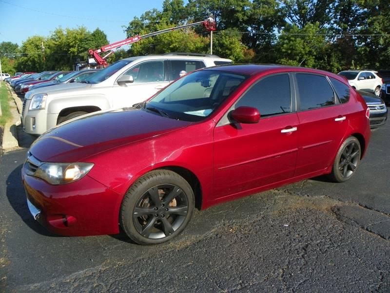 2011 Subaru Impreza Awd Outback Sport 4dr Wagon 4a In Jackson Mi