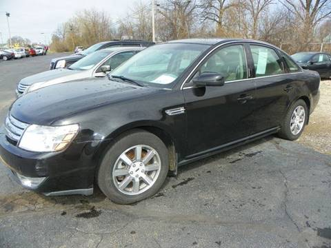 2008 Ford Taurus for sale in Jackson, MI