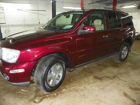 2007 Buick Rainier for sale in Jackson, MI
