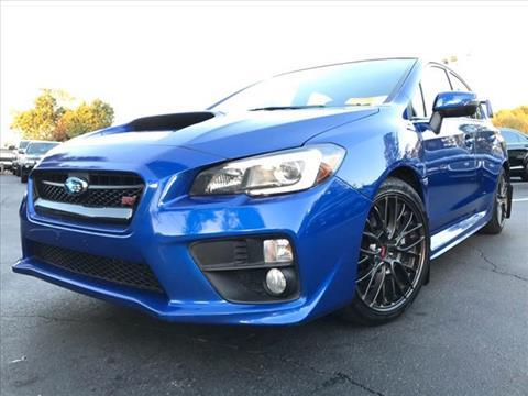 Subaru Wrx Sti For Sale >> Subaru Wrx For Sale In Raleigh Nc Ideal Auto