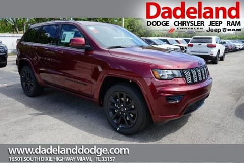 2019 Jeep Grand Cherokee for sale in Miami, FL