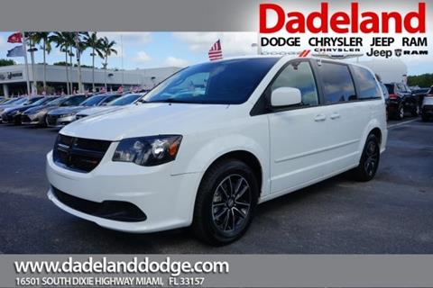 2017 Dodge Grand Caravan for sale in Miami, FL