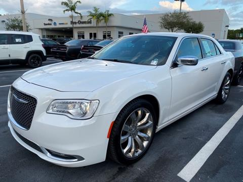 2019 Chrysler 300 for sale in Miami, FL