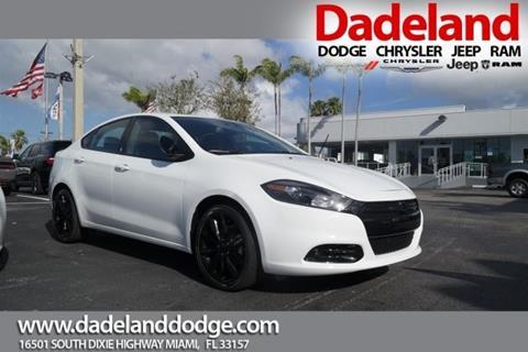 2016 Dodge Dart for sale in Miami, FL