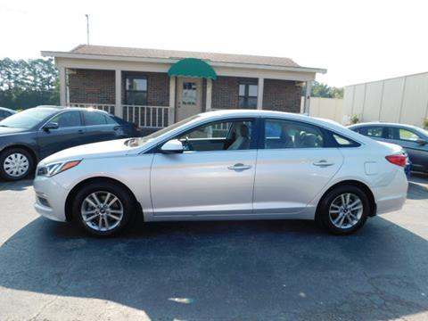2015 Hyundai Sonata for sale in Decatur, AL