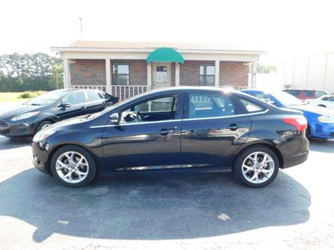2012 Ford Focus for sale in Decatur, AL
