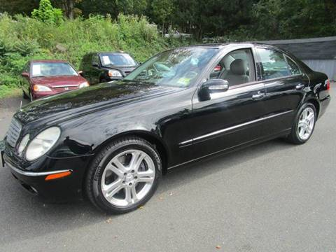 2004 Mercedes-Benz E-Class for sale in Ledgewood, NJ