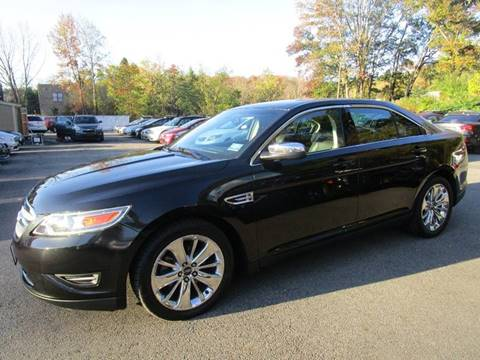 2011 Ford Taurus for sale in Ledgewood, NJ