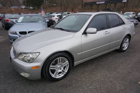 Used 2001 Lexus IS 300 For Sale in New Jersey - Carsforsale.com