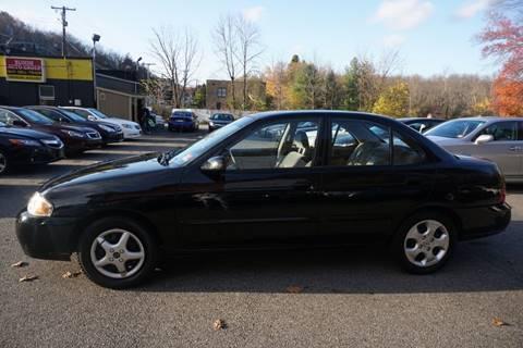 2003 Nissan Sentra for sale in Ledgewood, NJ