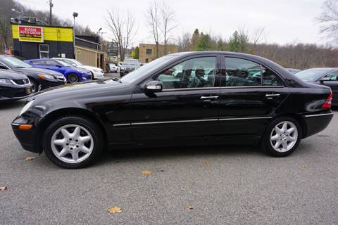 2004 Mercedes-Benz C-Class for sale in Ledgewood, NJ