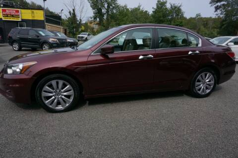 2012 Honda Accord for sale at Bloom Auto in Ledgewood NJ