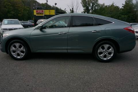 2011 Honda Accord Crosstour for sale at Bloom Auto in Ledgewood NJ