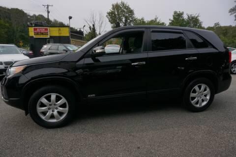 2013 Kia Sorento for sale at Bloom Auto in Ledgewood NJ