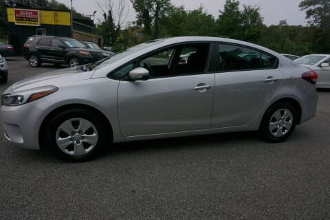 2017 Kia Forte for sale at Bloom Auto in Ledgewood NJ