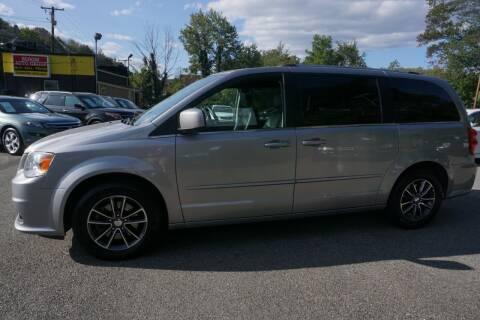 2017 Dodge Grand Caravan for sale at Bloom Auto in Ledgewood NJ