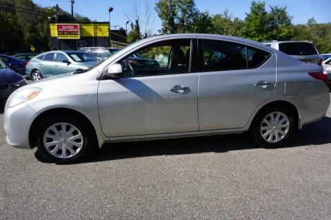 2012 Nissan Versa for sale at Bloom Auto in Ledgewood NJ