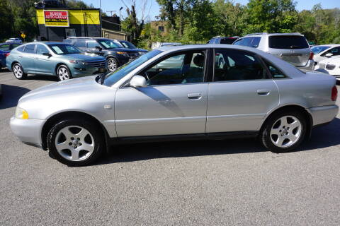 2000 Audi A4 for sale at Bloom Auto in Ledgewood NJ