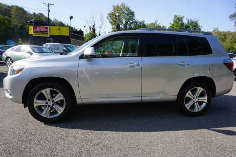 2008 Toyota Highlander for sale at Bloom Auto in Ledgewood NJ