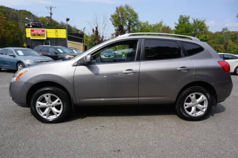 2009 Nissan Rogue for sale at Bloom Auto in Ledgewood NJ