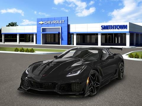 2019 Chevrolet Corvette for sale in Saint James, NY