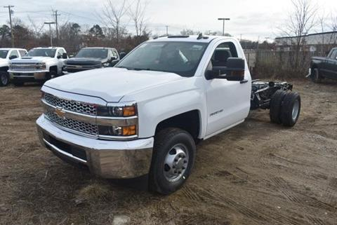 2019 Chevrolet Silverado 3500HD CC for sale in Saint James, NY