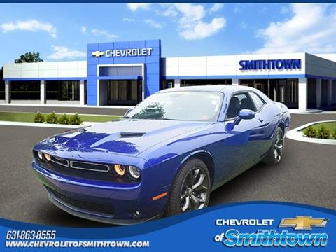 2018 Dodge Challenger for sale in Saint James, NY