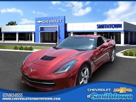 2014 Chevrolet Corvette for sale in Saint James, NY