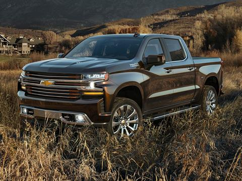 2019 Chevrolet Silverado 6500HD for sale in Saint James, NY