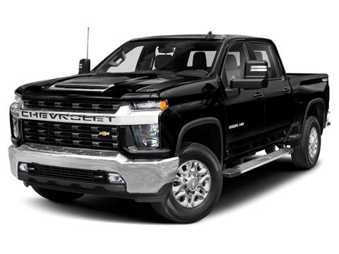 2020 Chevrolet Silverado 2500HD for sale in Saint James, NY