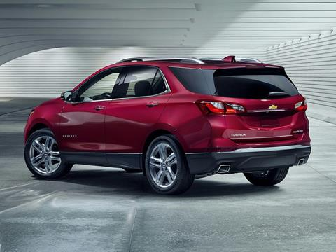 2020 Chevrolet Equinox LT for sale at CHEVROLET OF SMITHTOWN in Saint James NY