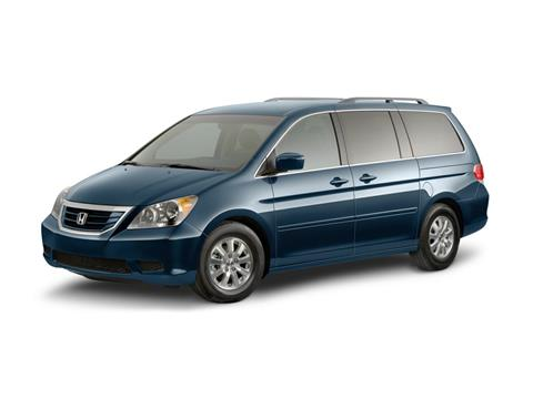 2009 Honda Odyssey EX for sale at CHEVROLET OF SMITHTOWN in Saint James NY