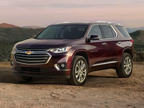2020 Chevrolet Traverse LT Cloth for sale at CHEVROLET OF SMITHTOWN in Saint James NY