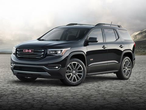 2017 GMC Acadia SLE-2 for sale at CHEVROLET OF SMITHTOWN in Saint James NY