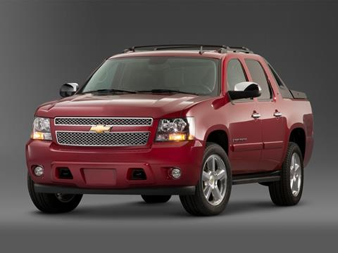 2011 Chevrolet Avalanche LTZ for sale at CHEVROLET OF SMITHTOWN in Saint James NY