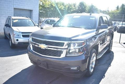 2016 Chevrolet Tahoe for sale in Saint James, NY