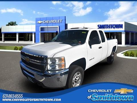 2011 Chevrolet Silverado 2500HD for sale in Saint James, NY