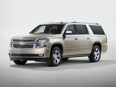 2015 Chevrolet Suburban for sale in Saint James, NY