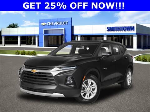 2019 Chevrolet Blazer for sale at CHEVROLET OF SMITHTOWN in Saint James NY