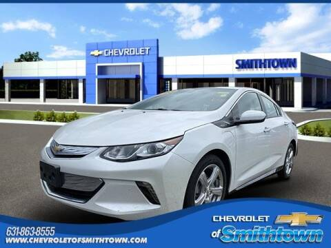 2017 Chevrolet Volt for sale at CHEVROLET OF SMITHTOWN in Saint James NY